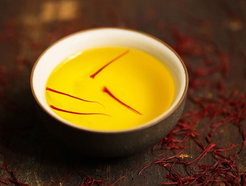 Export of Negin Chin packaged saffron to Europe