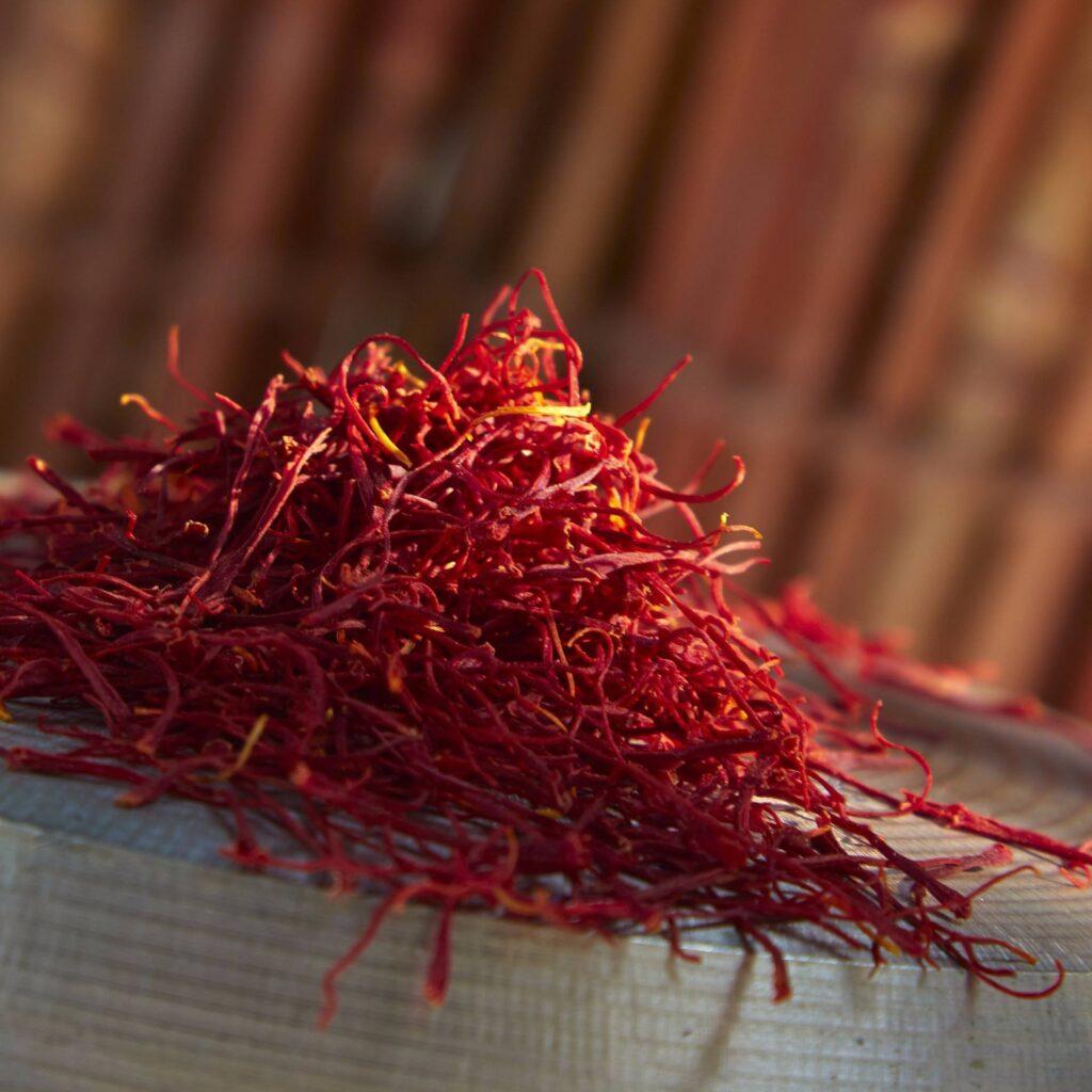 Export first-class saffron to USA